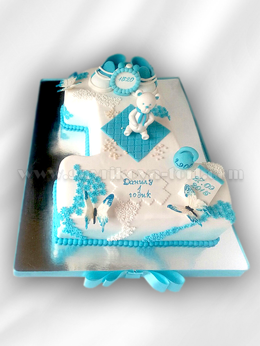 Детский торт Еденичка