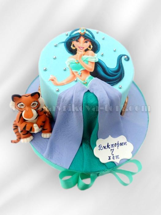 Детский торт Алладин